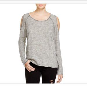 Nation LTD Clara Cold Shoulder Sweatshirt